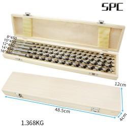 drill bit 7 pieces, titanum...